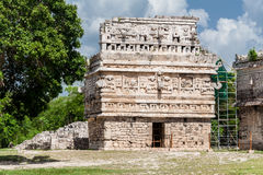 The Church Temple Chichen Itza Mexico Stock Photos
