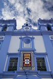 Church on Terceira Stock Photography