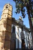 Church in teror Stock Image