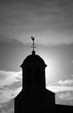 Church on Texel. A photo of a church on texel royalty free stock photography