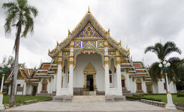 Church Thai Temple Royalty Free Stock Image
