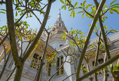 Church of Thai temple. Church of Wat Sothon famous Thal temple in Thailand stock images