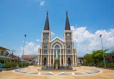 Church in Thailand Stock Photos