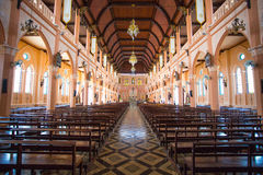 Church in Thailand Royalty Free Stock Photo