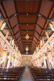 Church in Thailand Stock Photography