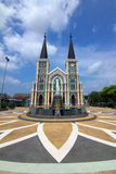 Church in Thailand Royalty Free Stock Image