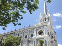 Church in Thailand Royalty Free Stock Images