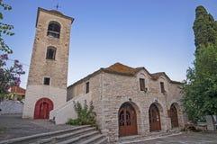 Church in Thasos, Theologos Stock Photography