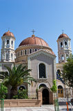 Church in Thessaloniki, Macedonia, Greece Royalty Free Stock Photography