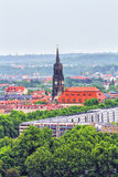 Church of the Three Magi in Dresden Royalty Free Stock Image