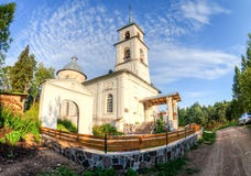 Church of the Tikhvin Icon of the Mother of God Royalty Free Stock Photo