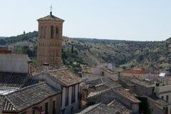 Church in Toledo Royalty Free Stock Photo