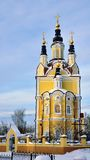 Church in Tomsk, Russia Stock Photos