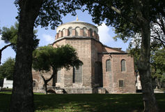 CHURCH IN TOPKAPI Stock Photography