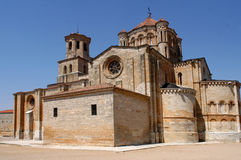 Church in Toro. In Spain stock images