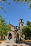 The Church in Torrevieja Stock Image