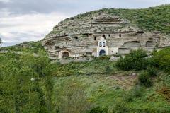 Church Tosantos, Burgos Royalty Free Stock Images