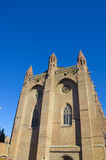 Historic church in Toulouse Stock Photography
