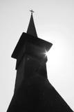 Church tower Royalty Free Stock Photos