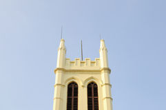 Church Tower. An image of a church tower Stock Photography