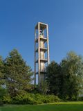 Church tower. Royalty Free Stock Photo