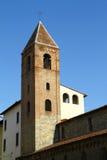 Church tower. A generic italian church tower Royalty Free Stock Image