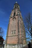 Church tower of Amersfoort, Holland Stock Photography