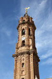 Church tower in Antequera, Spain Stock Photography