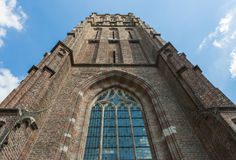 Church tower in Asperen Stock Photography