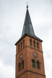 Church tower in Berlin Stock Images