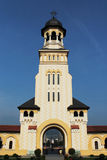 Church tower royalty free stock image