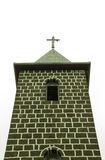 Church Tower in Brazil Royalty Free Stock Photography
