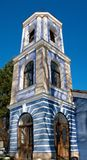 Church tower in Bulgaria Royalty Free Stock Photos