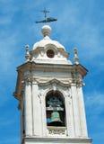 Church tower. Church tower of Convento da graca in Lisbon Stock Image