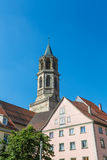 Church tower in the city of Rottweil. Germany Stock Photography