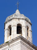 Church tower cupola Stock Images