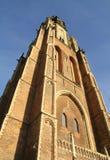 Church tower. Delft Royalty Free Stock Photos