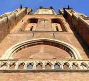 Church Tower. Delft Royalty Free Stock Photo