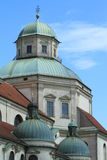 Church Tower Germany Stock Photography
