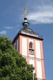 Church tower. Germany Royalty Free Stock Photos