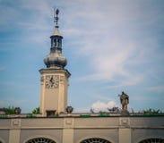 Church Tower Krems Royalty Free Stock Photos