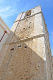 The church tower of Madre di Sant'Elia Stock Images