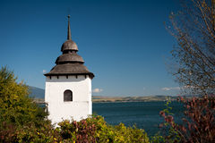 Church Tower near Liptovska Mara, Stock Photos