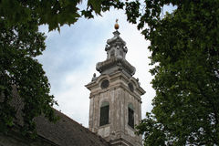 Church Tower Royalty Free Stock Images