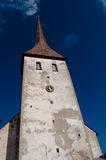 Church tower in rakvere Royalty Free Stock Photo