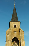 Church tower, Sainte Sabine, France Stock Image