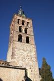 Church Tower in Segovia Royalty Free Stock Photos