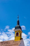 Church tower in Sibiu Stock Photos