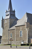 Church  tower, signy le petit, ardennes Royalty Free Stock Photos