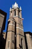 The church tower Royalty Free Stock Images